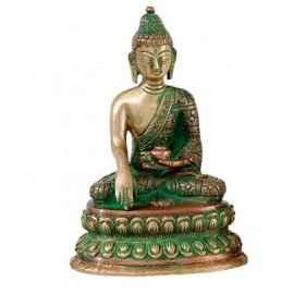 Buddha Copper Brass