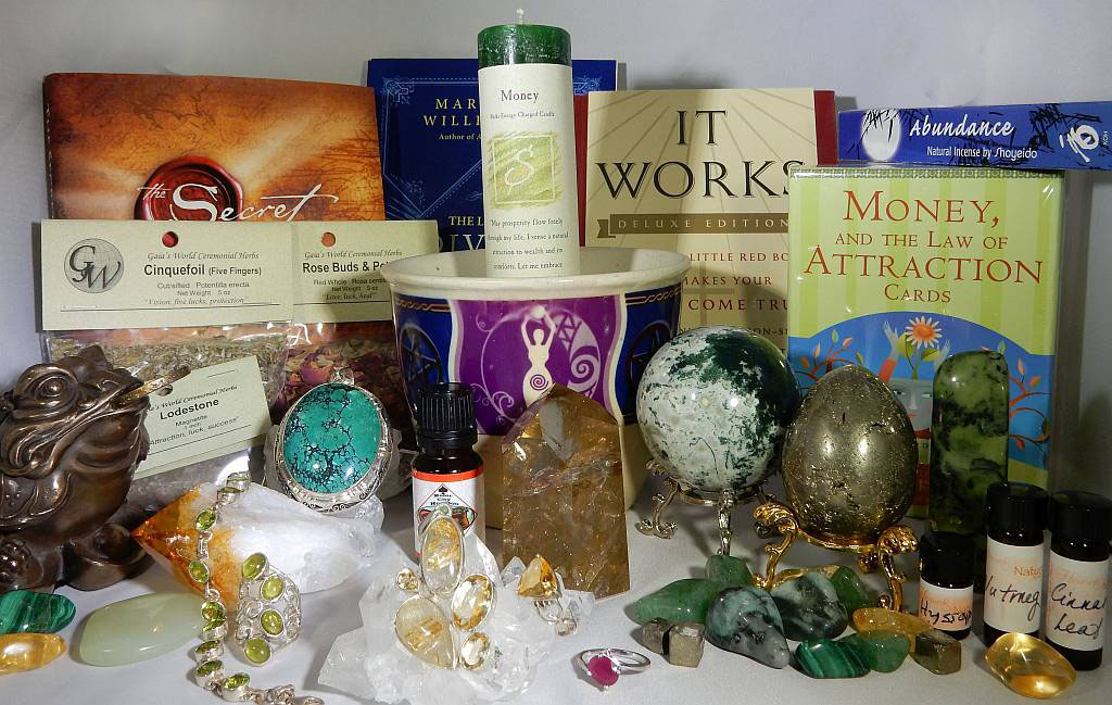 Abundance & Prosperity