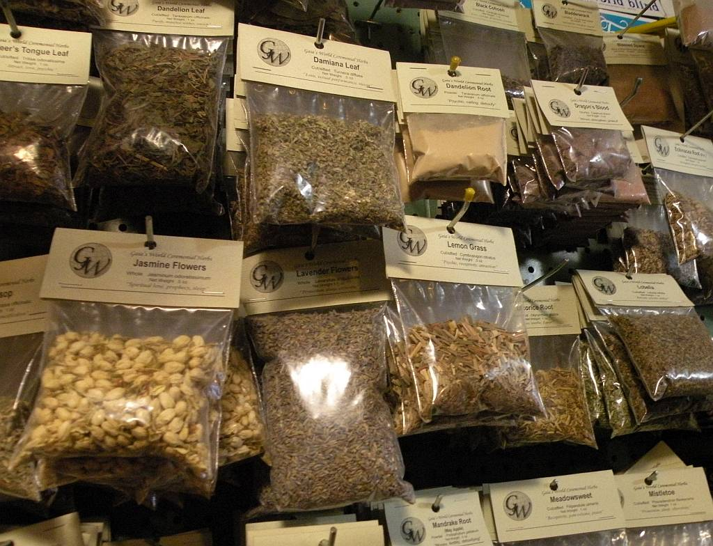 Sages, Herbs & Teas