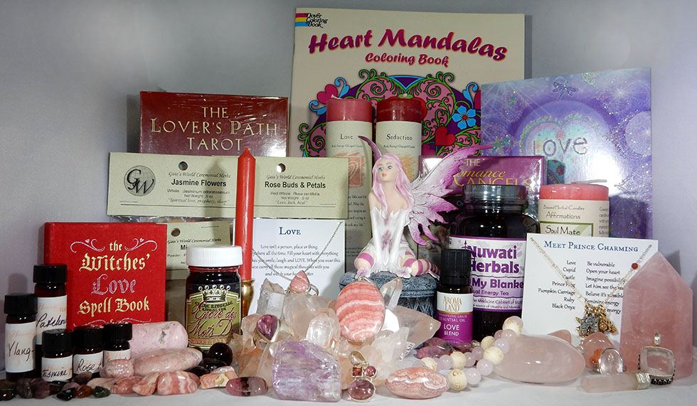 Love, Romance & Heart Healing