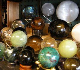 Spheres & Eggs