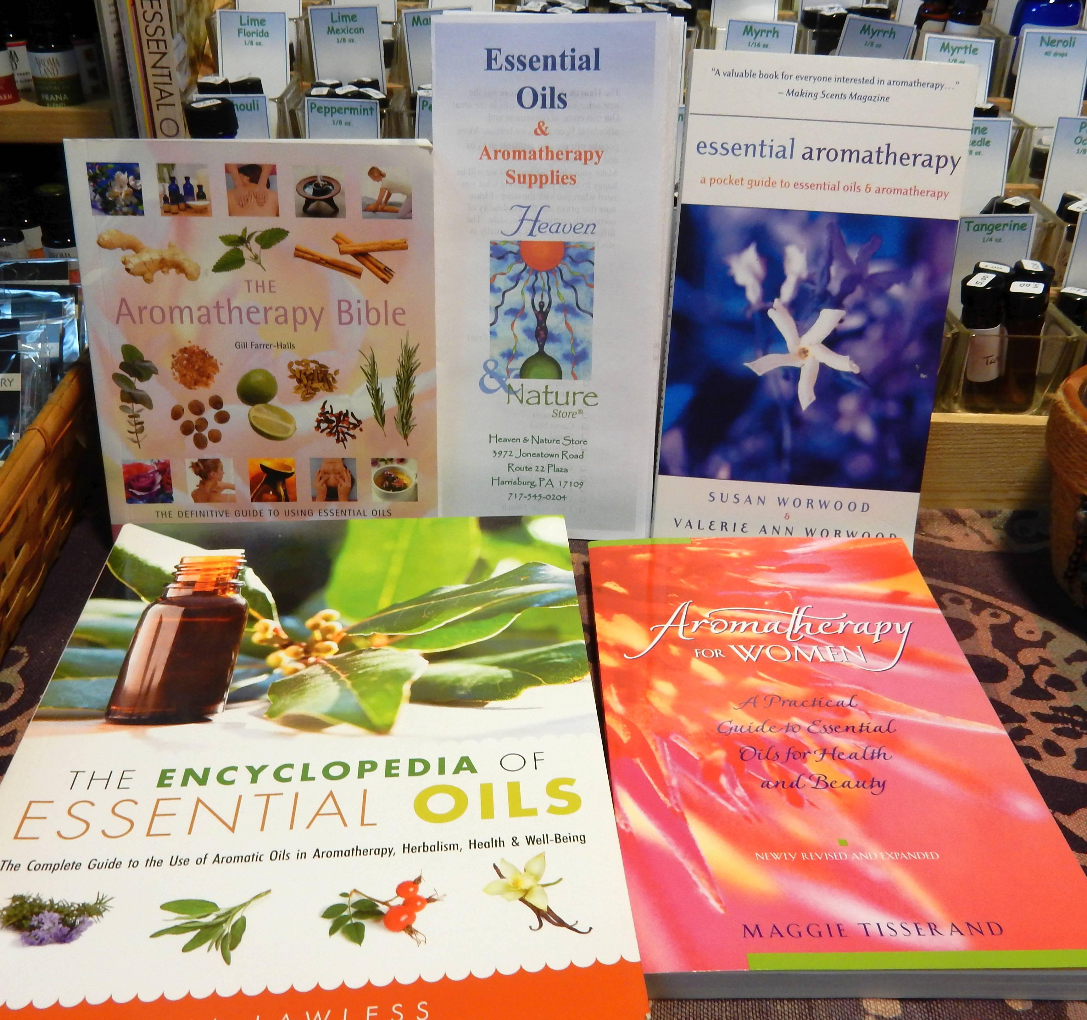 aromatherapy-books