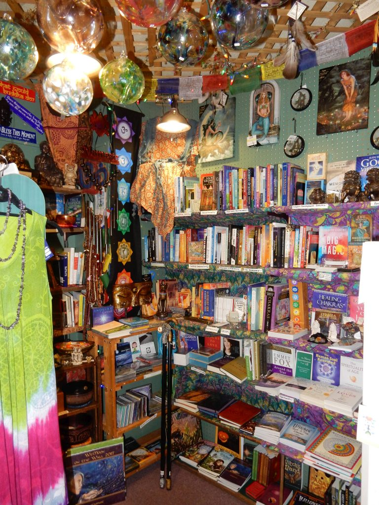 Books, Tarot, Oracle Cards