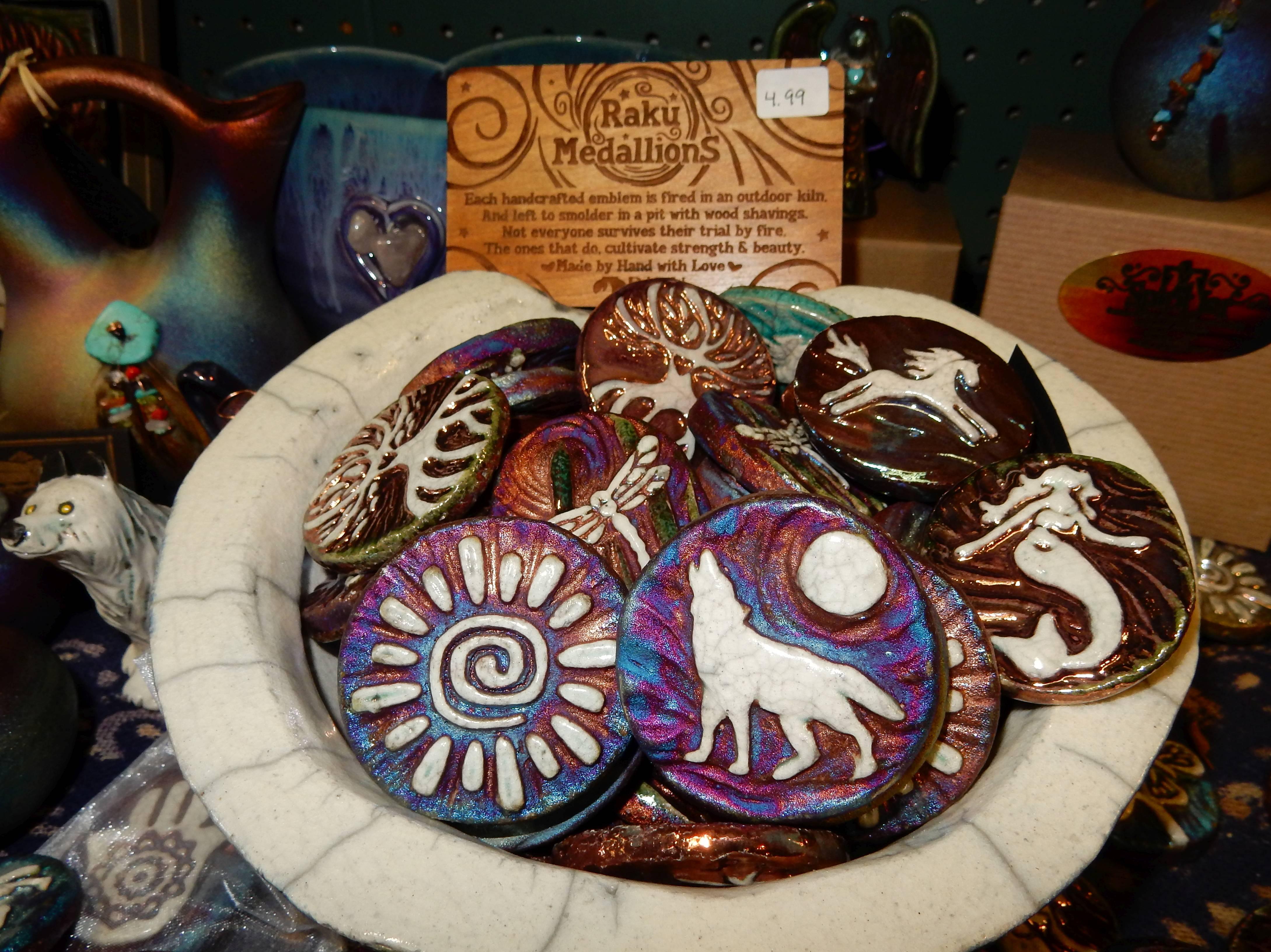 raku-pottery