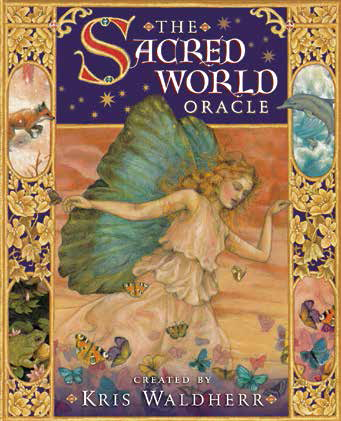 Sacred World Oracle 44 Card Deck Instruction Booklet Heaven