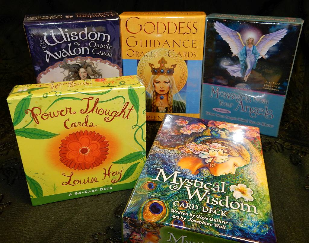 books-oracle-cards